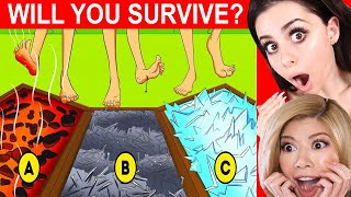 Download Messed up MYSTERY RIDDLES to Test Survival Skills Video