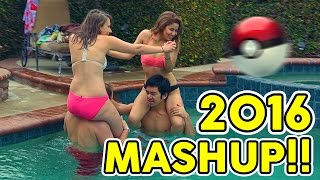 Download 2016 MASHUP - ULTIMATE MANNEQUIN CHALLENGE!! - Every hit song in 4 minutes Video