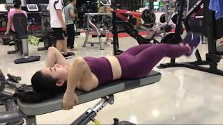 Download Đích Đến Gym | Ngày Tập Bụng Cho Nữ Video