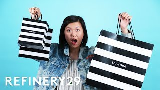 Download $1000 Ultimate Sephora Shopping Haul   Beauty With Mi   Refinery29 Video
