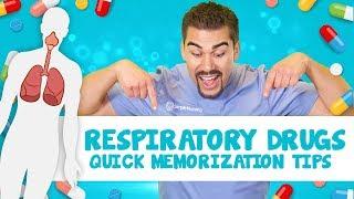 Download Respiratory Drugs: Memorization Tips for Nursing Students Video