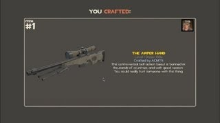Download Team Fortress 2 AWPer Hand Craft Video