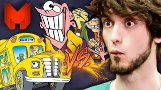 Download The BEST 90s Cartoons? Ed Edd n Eddy vs The Magic School Bus - Madness Video