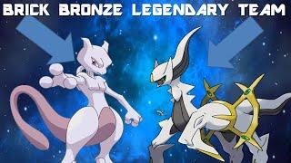 Download Pokemon Brick Bronze PvP #25: DominoKid123 (MEWTWO, ARCEUS!!) Video