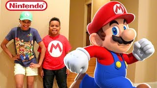 Download NEW NINTENDO 3DS XL MARIO With Shiloh And Shasha - Onyx Kids Video