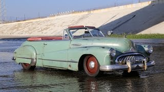 Download 1948 Buick Super ICON Derelict Convertible Video