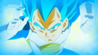 Download Vegeta Super Sayayin Dios Azul vs Golden Freezer - Pelea Completa - Dragon Ball Super capitulo 27 Video