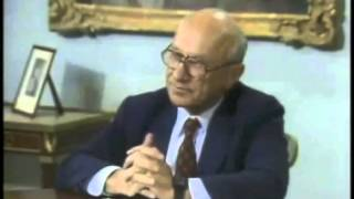 Download Milton Friedman - Should Higher Education Be Subsidized? Video