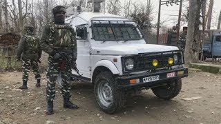 Download Encounter underway between security forces and militants in Sopore Video