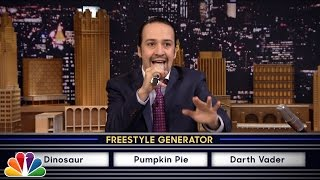 Download Wheel of Freestyle with Lin-Manuel Miranda (from ″Hamilton″) Video