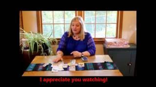 Download Sagittarius November 2016 Mini Tarot Reading Video