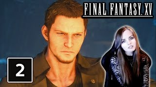 Download THE STORY BEHIND THE SCAR! | Final Fantasy XV GLADIOLUS DLC Gameplay Walkthrough Part 2 Video
