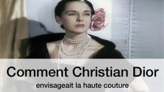 Download La quintessence de Dior comment Christian Dior envisageait la haute couture Video