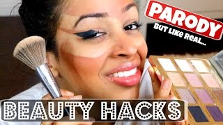 Download THE WORLD'S BEST BEAUTY HACKS! Video