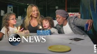 Download Mariah Carey Puts Personal Life on Display in 'Mariah's World' Video