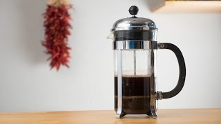 Download How to make a French Press Coffee at Home Video