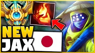 Download THIS 90% WINRATE JAX BUILD IS STOMPING CHALLENGER! (NEW OP STRATEGY) - League of Legends Video