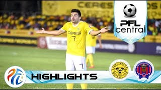 Download Ceres Negros 3-0 Davao Aguilas | Highlights | May 23 | PFL 2018 | PFLcentral Video