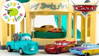 Download Cars for Kids | Disney Pixar Cars Ramone's Color Changer Playset - Fun Toy Cars for Kids Video