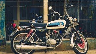Download Honda CB 100 1973 Running (本田CB100cc) Video