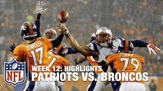 Download Patriots vs. Broncos | Week 12 Highlights | NFL Video