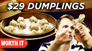 Download $0.50 Dumpling Vs. $29 Dumplings • Taiwan Video