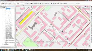 Download Openstreetmap into ArcGIS 10.1 Video