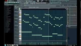 Download Chris Brown - Without You (Fl studio instrumental, Remake ) Video