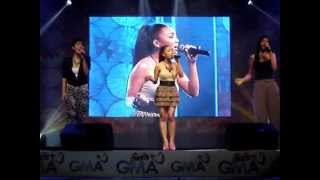 Download La Diva- Pangarap Ko ang Ibigin Ka @ Batangas City Sports Coliseum Video