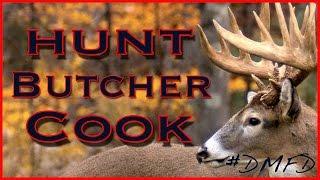 Download deer hunt clean cook Video