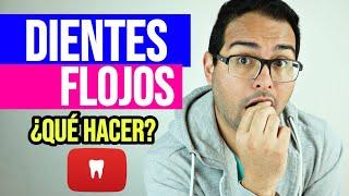 Download ¿DIENTES FLOJOS? ¿Que hacer? 😳 ENFERMEDAD PERIODONTAL 🤔 #Periodontitis Video