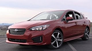 Download 2017 Subaru Impreza: Review Video