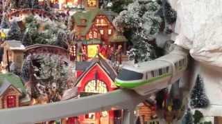 Download Tina's Christmas Village 2014 Video