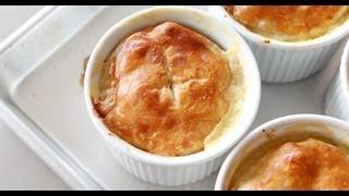 Download Sarah's Chicken Potpies | Everyday Food with Sarah Carey Video