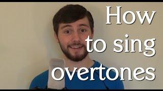 Download How to sing overtones (tutorial) Video