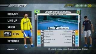 Download FIFA Street 4 (2012) Brasil x Argentina - ptbr Video