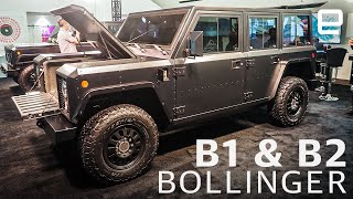 Download Bollinger B1 & B2: An electric work truck with serious power Video