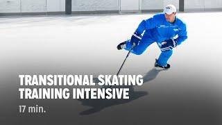 Download iTrain Hockey Transitional Skating Training Intensive Video
