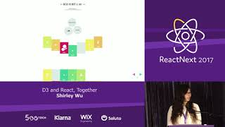 Download Shirley Wu: D3 and React, Together — ReactNext 2017 Video