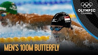 Download Men's 100m Butterfly Final | Rio 2016 Replay Video