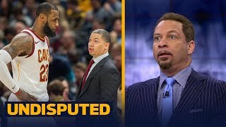 Download Chris Broussard reacts to Cleveland's Ty Lue taking leave of absence for health reasons | UNDISPUTED Video