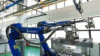 Download China modernizing manufacturing with 'Made in China 2025' initiative Video
