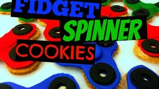 Download Fidget Spinner Cookies! Video