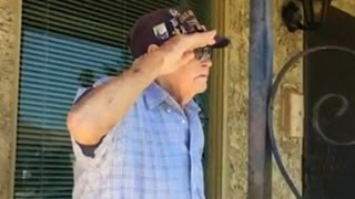 Download WWII veteran gets surprise honor at his home Video