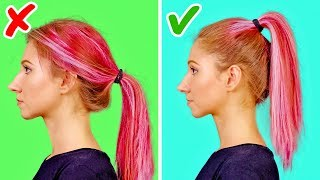 Download 14 HAIRSTYLE HACKS YOU MUST KNOW Video