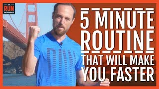 Download Correct Running Form Technique | The 5 Minute Routine That Will Make You Faster Video