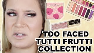 Download FIRST IMPRESSIONS | Too Faced Tutti Frutti Collection Video