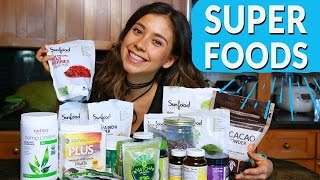 Download BEST SUPERFOODS AND SUPPLEMENTS FOR WEIGHT LOSS + A VEGAN DIET! Video