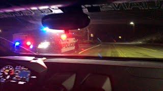 Download Lamborghini OUT RUNS POLICE! Video