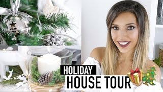 Download HOLIDAY HOUSE TOUR | DIY CHRISTMAS DECOR ON A BUDGET Video